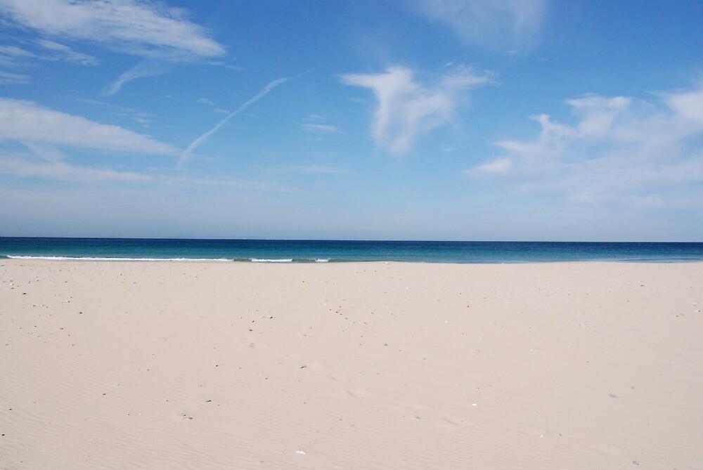 Beach, Tarifa by Rudolf