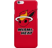 Pokemon NBA Parody - Miami Heat iPhone Case/Skin