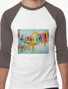 Soul Music Men's Baseball ¾ T-Shirt