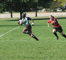 Womens Rugby by thorn