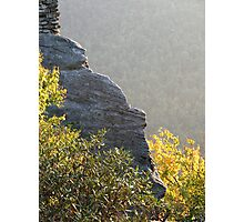 Coopers Rock Fall Photographic Print