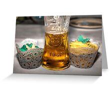Lager Cake  Greeting Card
