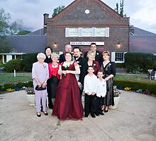 The Wedding Party by James  Messervy