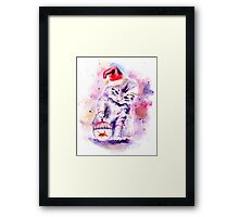 Christmas dream Framed Print