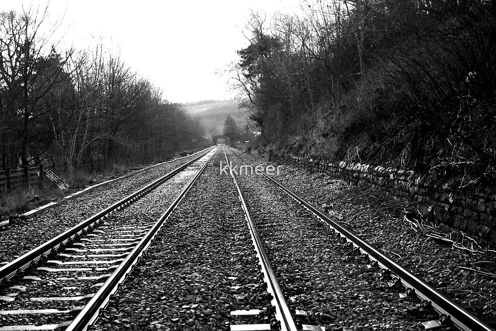 Down the track by kkmeer