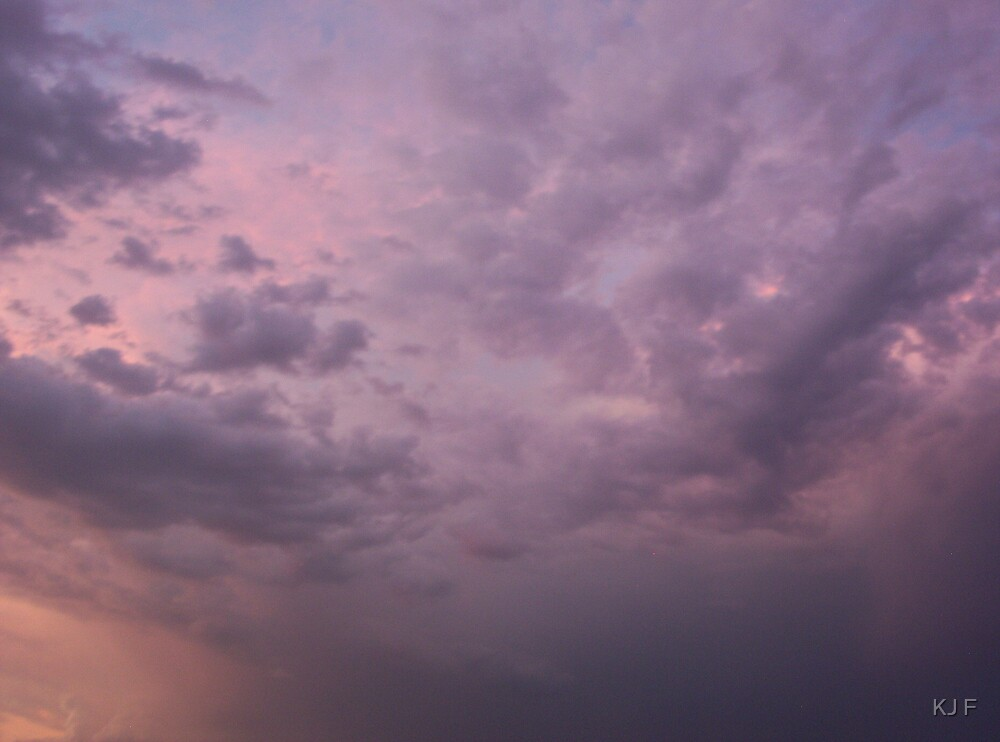 ocean skys by KJ F