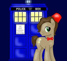 my little pony doctor whooves by Monique Lysbringer