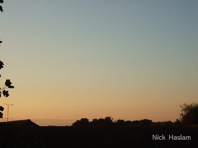 sunrise sky 2 by Nick  Haslam
