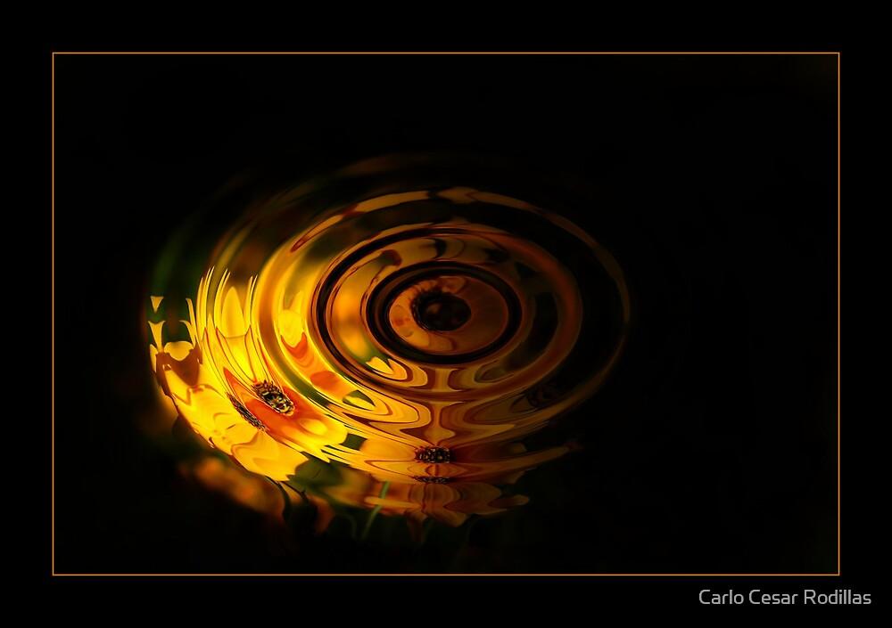 The Yellow Ripple by Carlo Cesar Rodillas