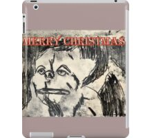 Merry Christmas Lawrence iPad Case/Skin