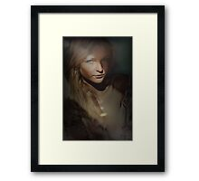 The Shadow Of Your Smile Framed Print