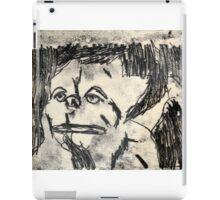 Lawrence's Gargoyle iPad Case/Skin