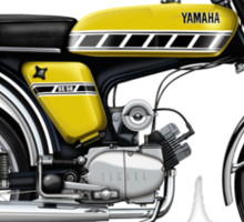Yamaha FS 50 Sticker