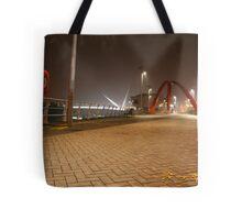 Newport Docks Tote Bag