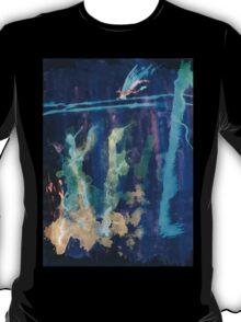 Katzen - 001 - On A Wire T-Shirt