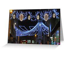 Christmas in Brighton 1 Greeting Card