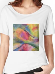 """""""Dreamscape No.2"""" original abstract artwork by Laura Tozer Women's Relaxed Fit T-Shirt"""