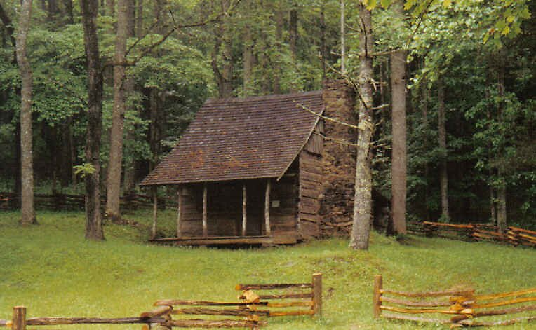 Mountain Shed by Kimberly D. Allen