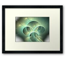 Tyche Framed Print