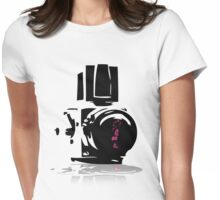 Camera Work Womens Fitted T-Shirt