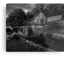 The Mill  Metal Print
