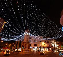 Christmas in Brighton 2 by Joe Bolingbroke