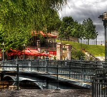 The Bridge by Mike  Savad