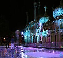 Christmas in Brighton 3 by Joe Bolingbroke
