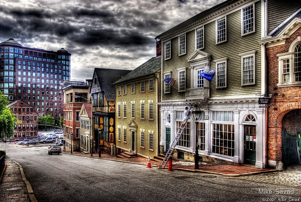 Thomas Street by Mike  Savad