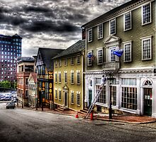 Thomas Street by Mike  Savad