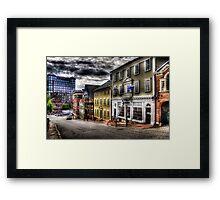 Thomas Street Framed Print