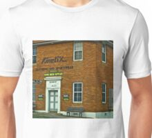Clothing, sportswear and the bank of ales, who needs more Unisex T-Shirt