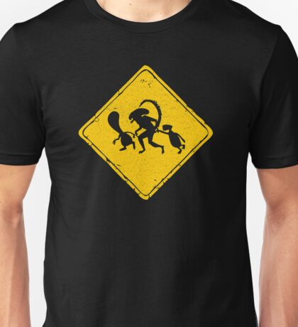 Barely Legal Unisex T-Shirt