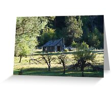 RAY RANCH Greeting Card