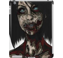 The Walking Dead Zombie iPad Case/Skin