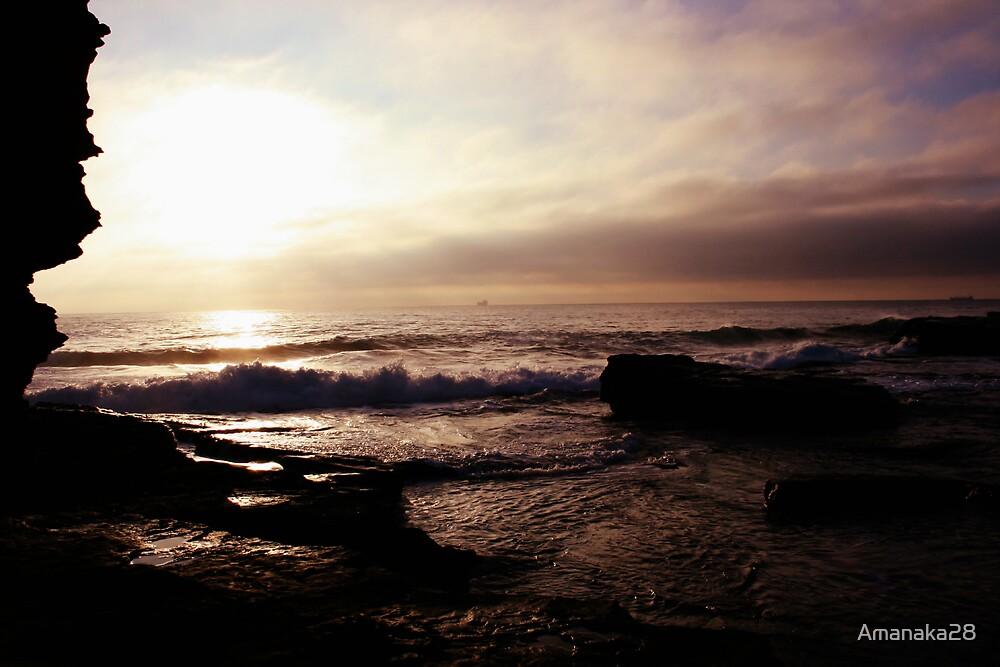 terrigal sunrise by Amanaka28