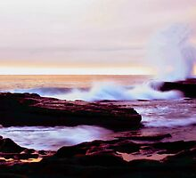 terrigal rocks by Amanaka28