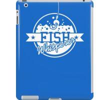 The Fish Whisperer VRS2 iPad Case/Skin