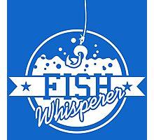 The Fish Whisperer Photographic Print