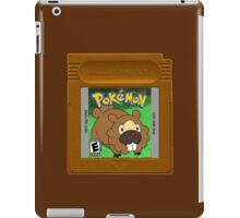 Pokemon Brown Bidoof Edition iPad Case/Skin