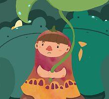 Thumbelina 3 by ErinMcLaughlin