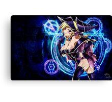 Yu-Gi-Oh! - Dark magician girl, Sexy Canvas Print