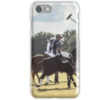 Polo Match Villages in Florida iPhone Case/Skin