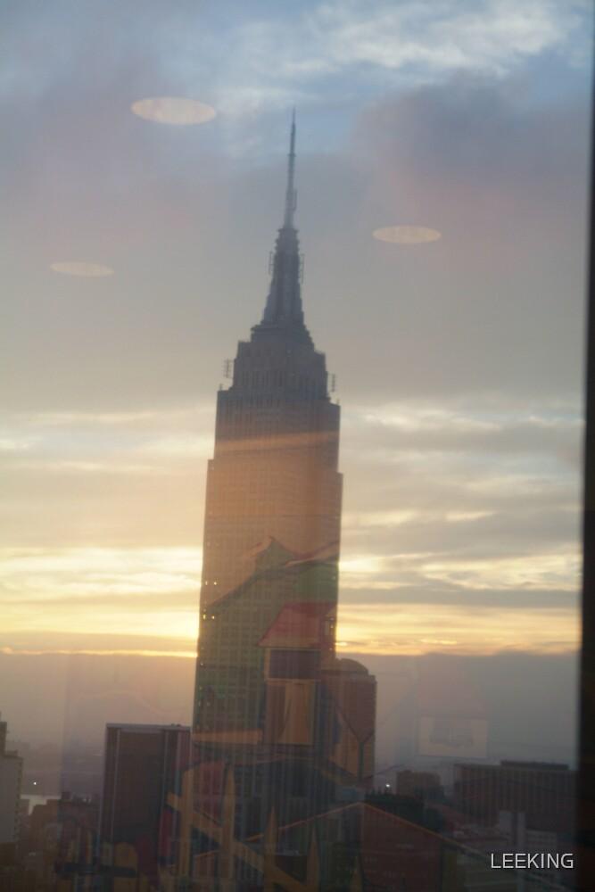 GO NEW YORK by LEEKING
