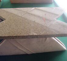 Custom Design 100% Granite table by Sinyatta M