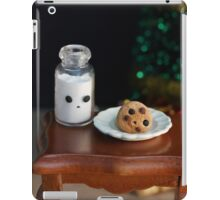 Cookies for Santa iPad Case/Skin