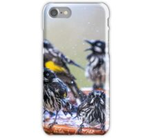 New Holland Honeyeaters Convention iPhone Case/Skin