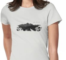 Wild Australia Womens Fitted T-Shirt