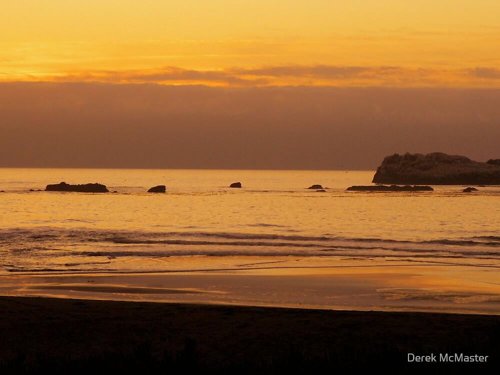Sunset by Derek McMaster