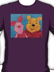 Disney Winnie-the-Pooh Fan Art T-Shirt